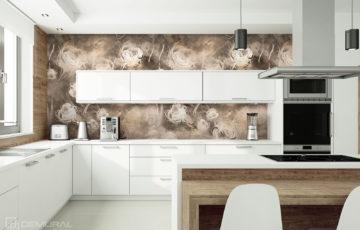 Papier peint de la grande cuisine - Demural