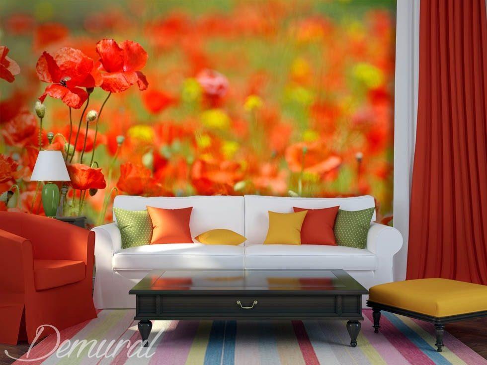 tradition contre modernit papiers peints fleurs. Black Bedroom Furniture Sets. Home Design Ideas