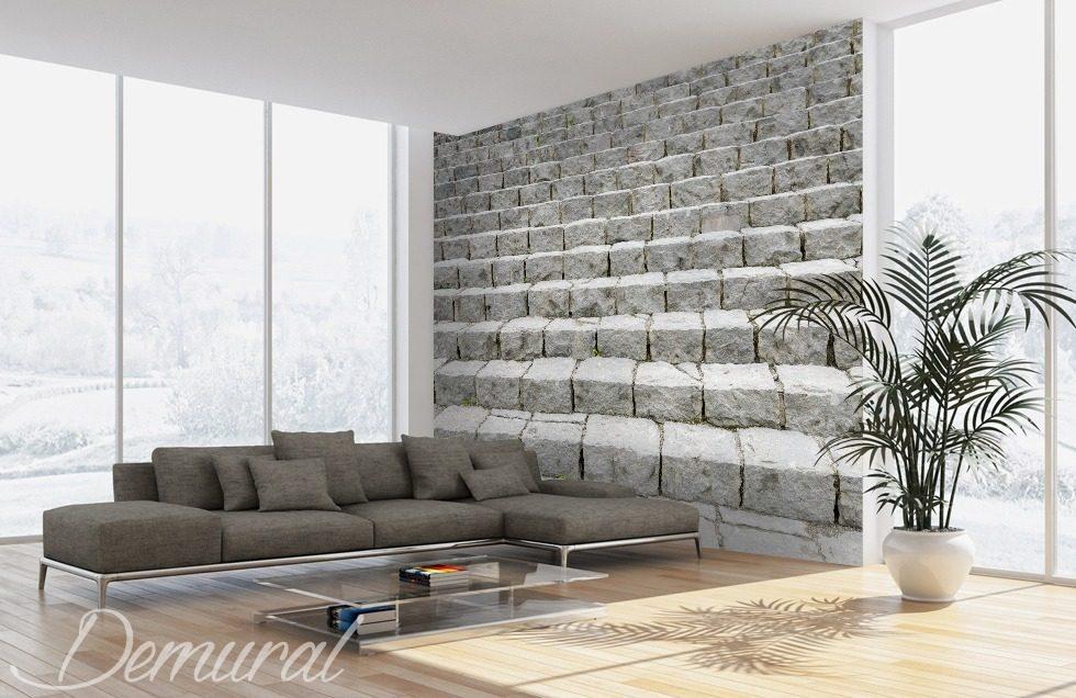 papier peint mur escalier great escaliers dans votre. Black Bedroom Furniture Sets. Home Design Ideas