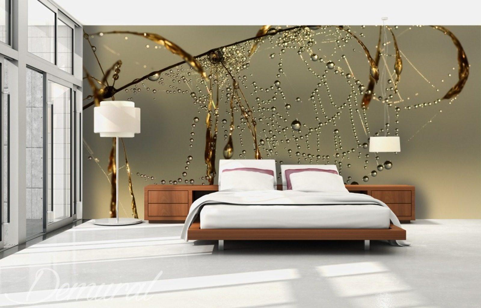 Dans les r ves papier peint pour le chambres coucher papiers peints demural - Papier peint pour chambre a coucher ...