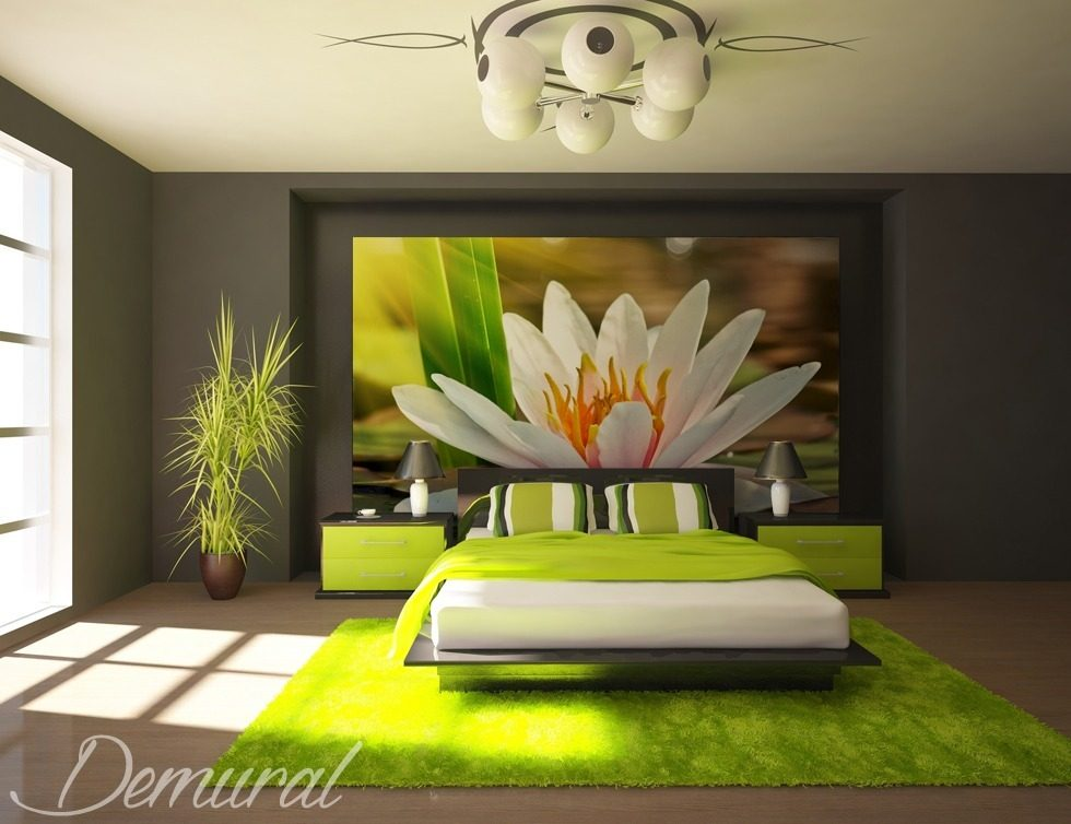 idees papier peint pour chambre a coucher. Black Bedroom Furniture Sets. Home Design Ideas