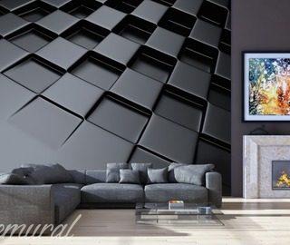 papiers peints en 3d peinture murale demural. Black Bedroom Furniture Sets. Home Design Ideas