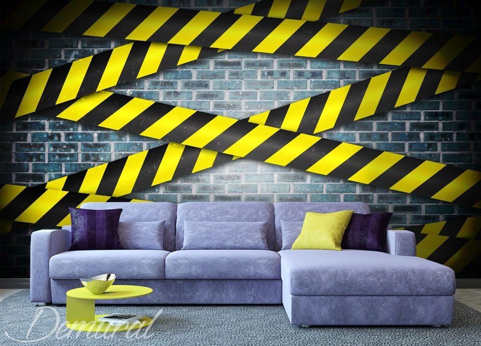 avertissement contre la banalit papiers peints pour. Black Bedroom Furniture Sets. Home Design Ideas