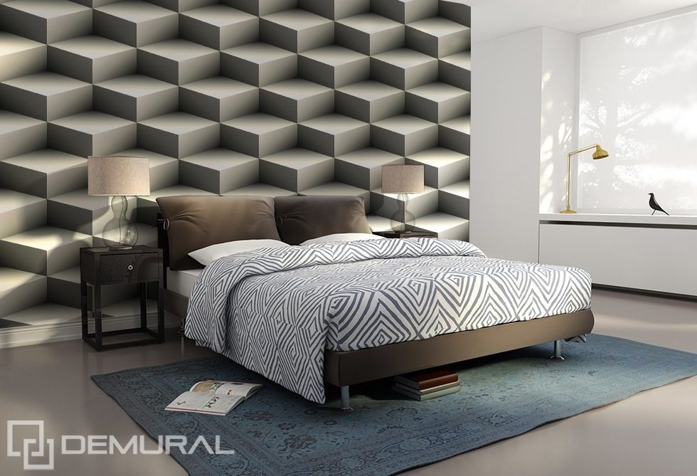 escalier en 3d papiers peints en trois dimensions papiers peints demural. Black Bedroom Furniture Sets. Home Design Ideas