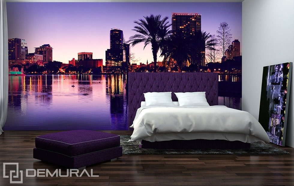 surf dans les vagues de sommeil papier peint pour le chambres coucher papiers peints demural. Black Bedroom Furniture Sets. Home Design Ideas
