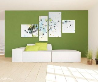tableaux modernes sur toile demural. Black Bedroom Furniture Sets. Home Design Ideas
