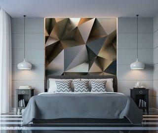 Papiers peints pour la chambre coucher demural - Papier peint pour chambre a coucher ...