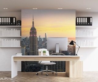 papiers peints pour le bureau demural. Black Bedroom Furniture Sets. Home Design Ideas