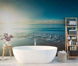 papiers peints pour la salle de bain peinture murale demural. Black Bedroom Furniture Sets. Home Design Ideas