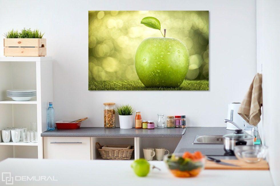 Fruits de la nature tableaux pour cuisine tableaux - Tableaux pour cuisine ...