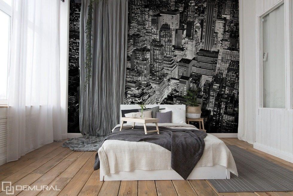 Papiers peints noir et blanc | Demural®